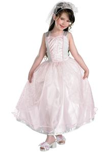 Barbie Bride Toddler Costume