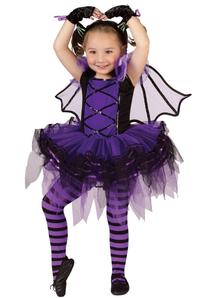 Bat Ballerina Toddler Costume