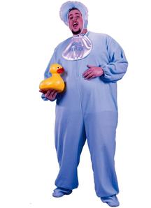 Big Baby Adult Costume