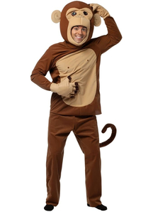 Big Monkey Adult Costume