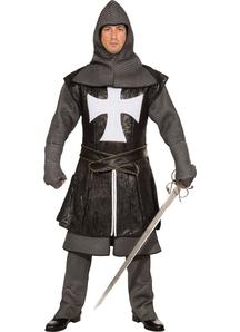 Black Knight Adult Costume