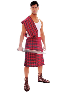 Brave Scotland Adult Costume