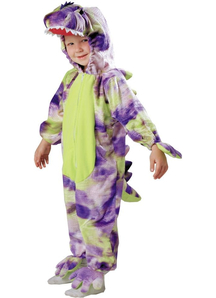 Bright Dinosaur Toddler Costume