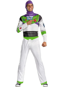 Buzz Lightyear Adult Plus Size Costume