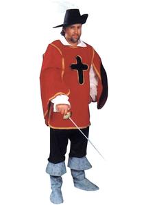 Cavalier Adult Costume