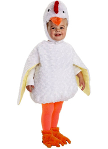 Chicken Toddler Costume