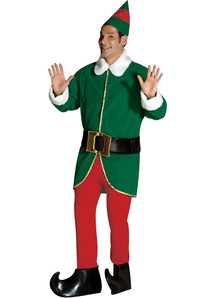 Christmas Elf Adult Costume - 10925