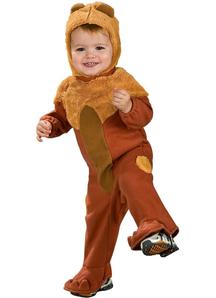 Cowardly Lion Infant Costume