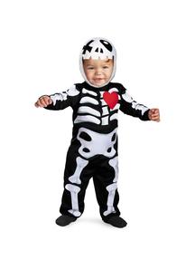 Cute Skeleton Toddler Costume