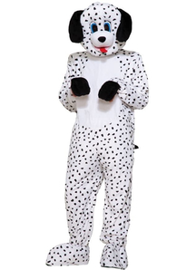 Dalmatain Dog Adult Costume
