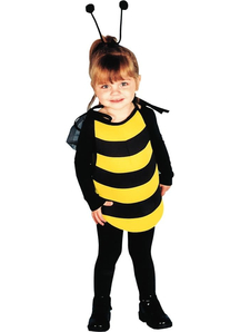Darling Bee Toddler Costume