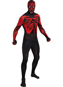 Darth Maul Skin Suit Adult