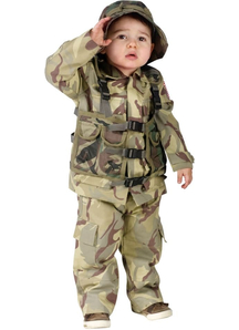 Delta Force Toddler Costume