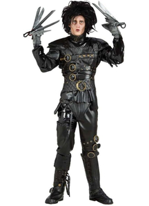 Deluxe Edward Scissorhands Adult Costume