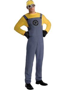 Despicable Me Minion Dave Adult Costume