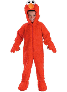 Elmo Sesame Street Toddlers Costume