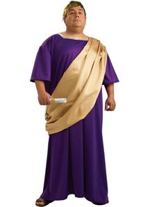 Emperor Caesar Adult Costume