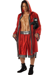 Everlast Boxer Adult Costume