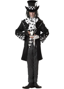 Evil Mad Hatter Adult Costume