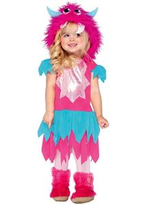 Fabulous Monster Toddler Costume