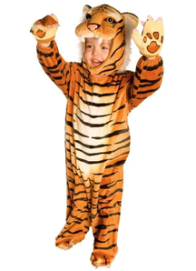 Fabulous Tiger Toddler Costume