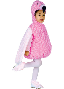 Flamingo Toddler Costume