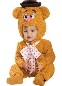 Fozzie Infant Costume