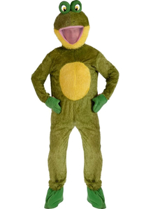 Frog Adult Costume