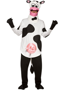 Funny Cow Costume