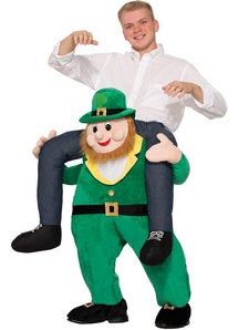 Funny Leprechaun Adult Costume