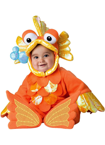 Goldfish Toddlers Costume