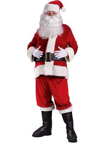 Great Santa Claus Adult Costume