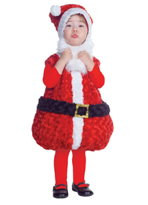 Great Santa Toddler Costume