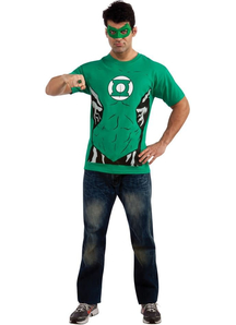 Green Lantern Adult Set