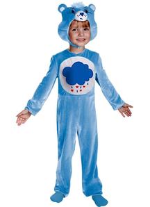 Grumpy Bear Toddler Costume
