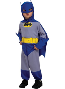 Halloween Batman Toddler Costume