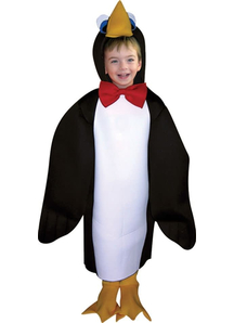 Halloween Penguin Toddler Costume