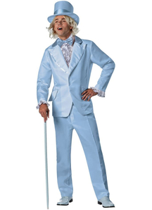 Harry Dumn And Dumber Adult Costume