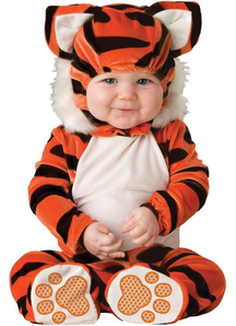 Honey Tiger Toddler Costume