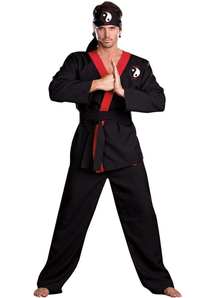 Hung Lo Dojo Adult Costume