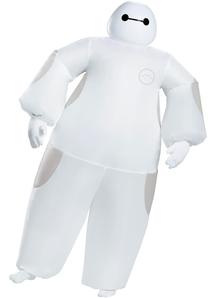 Inflatable Baymax Adult Costume