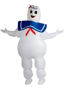 Inflatable Ghostbustert Adult Costume