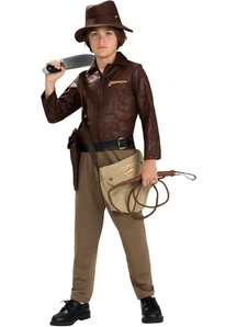 Inidiana Jones Tween Costume
