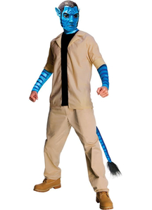 Jake Sulley Avatar Adult Costume