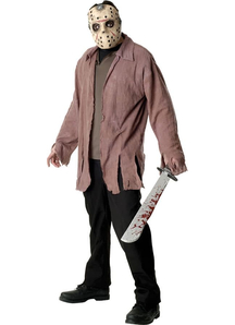 Jason Adult Costume