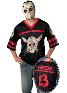 Jason Voorhees Adult Kit