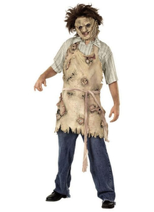 Leatherface Adult Set