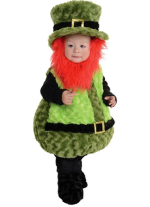 Leprechaun Toddler Costume