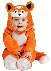 Little Fox Infant Costume