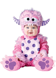 Little Monster Toddler Costume